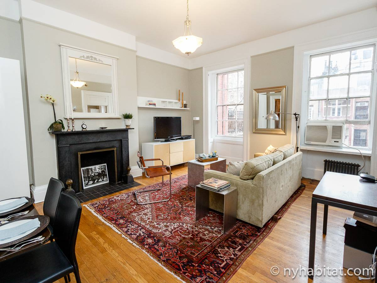 New York - 1 Bedroom apartment - Apartment reference NY-15108