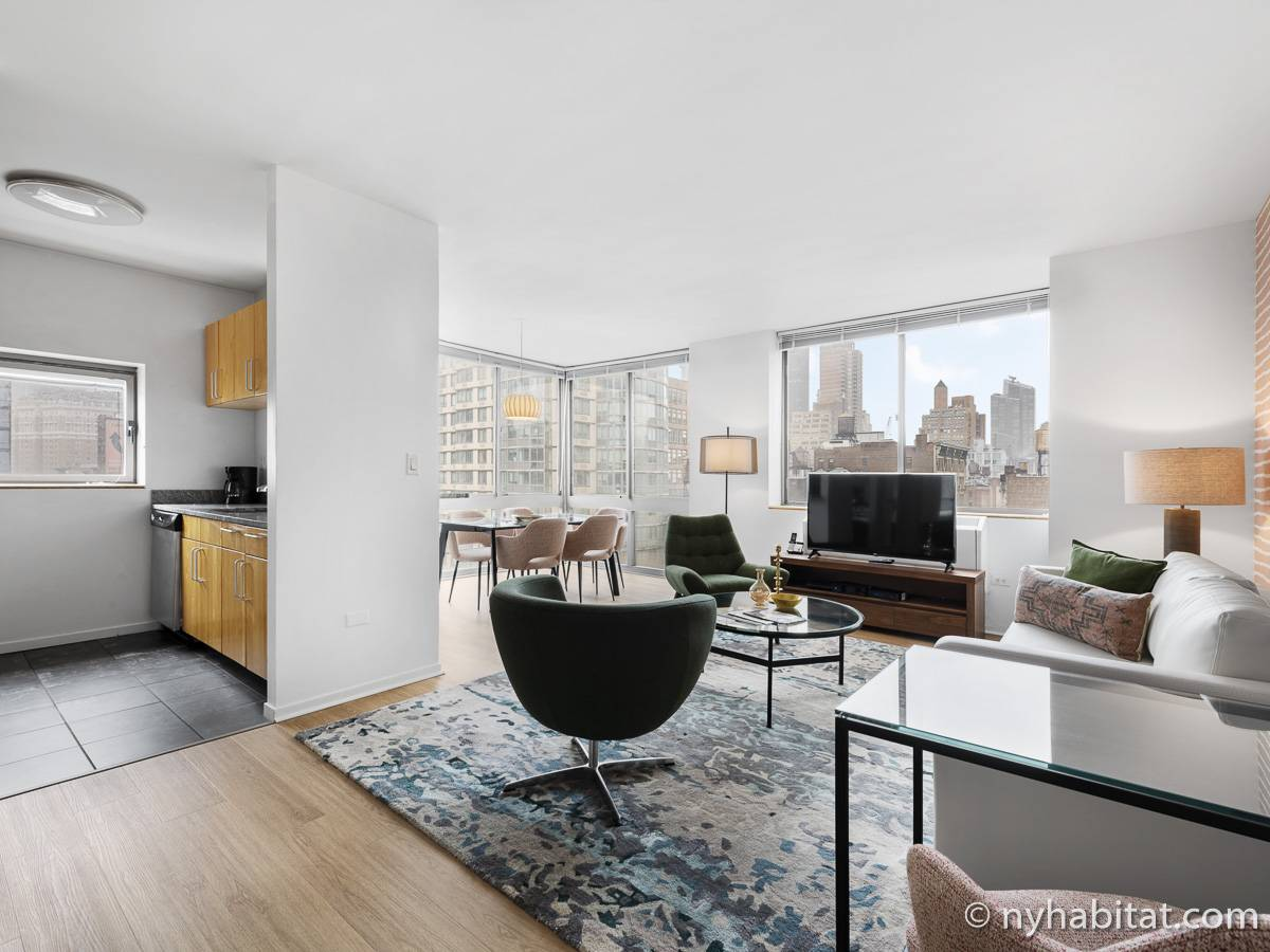 New York - 2 Bedroom apartment - Apartment reference NY-15131