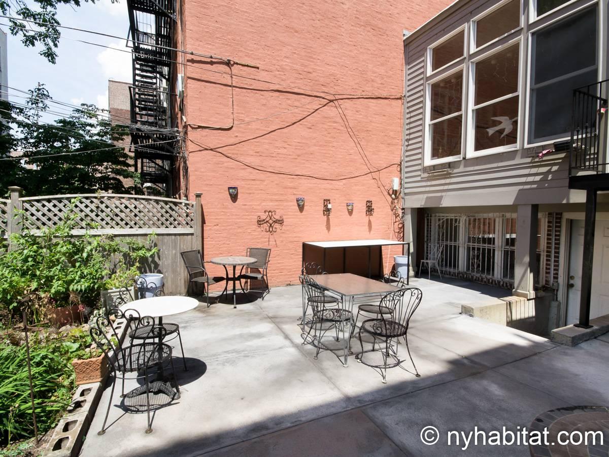 Casa vacanza a new york 1 camera da letto park slope for Casa vacanza a new york manhattan