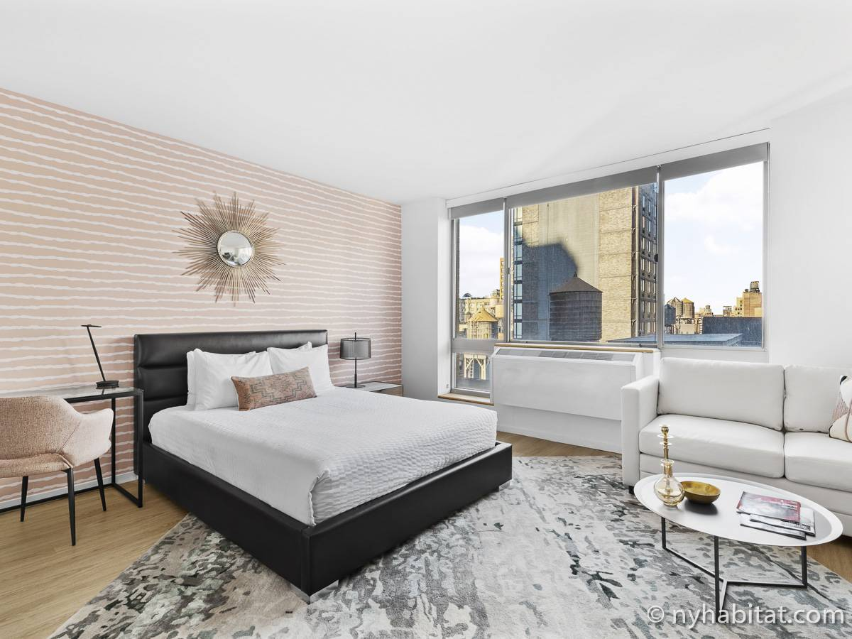 New York - Studio T1 logement location appartement - Appartement référence NY-15139