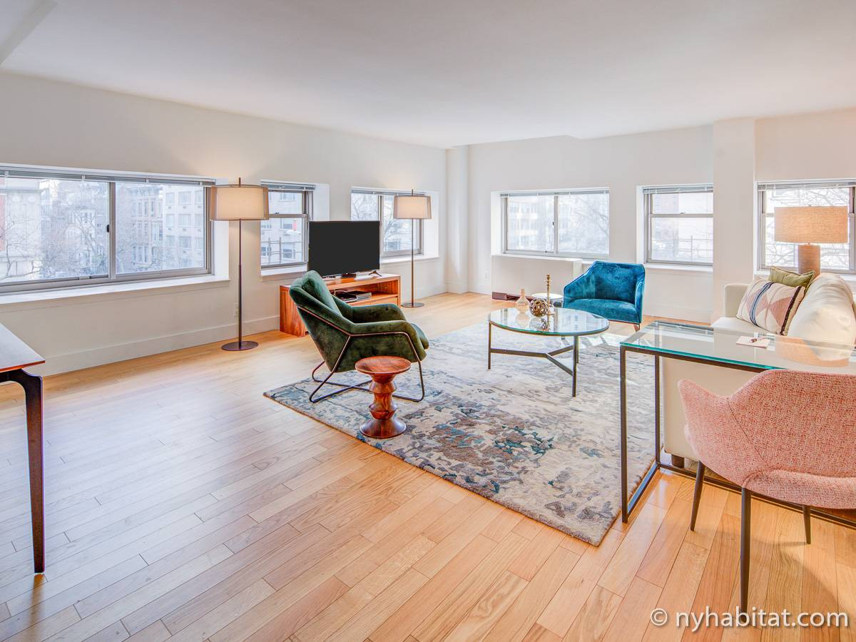 New York - T3 logement location appartement - Appartement référence NY-15186
