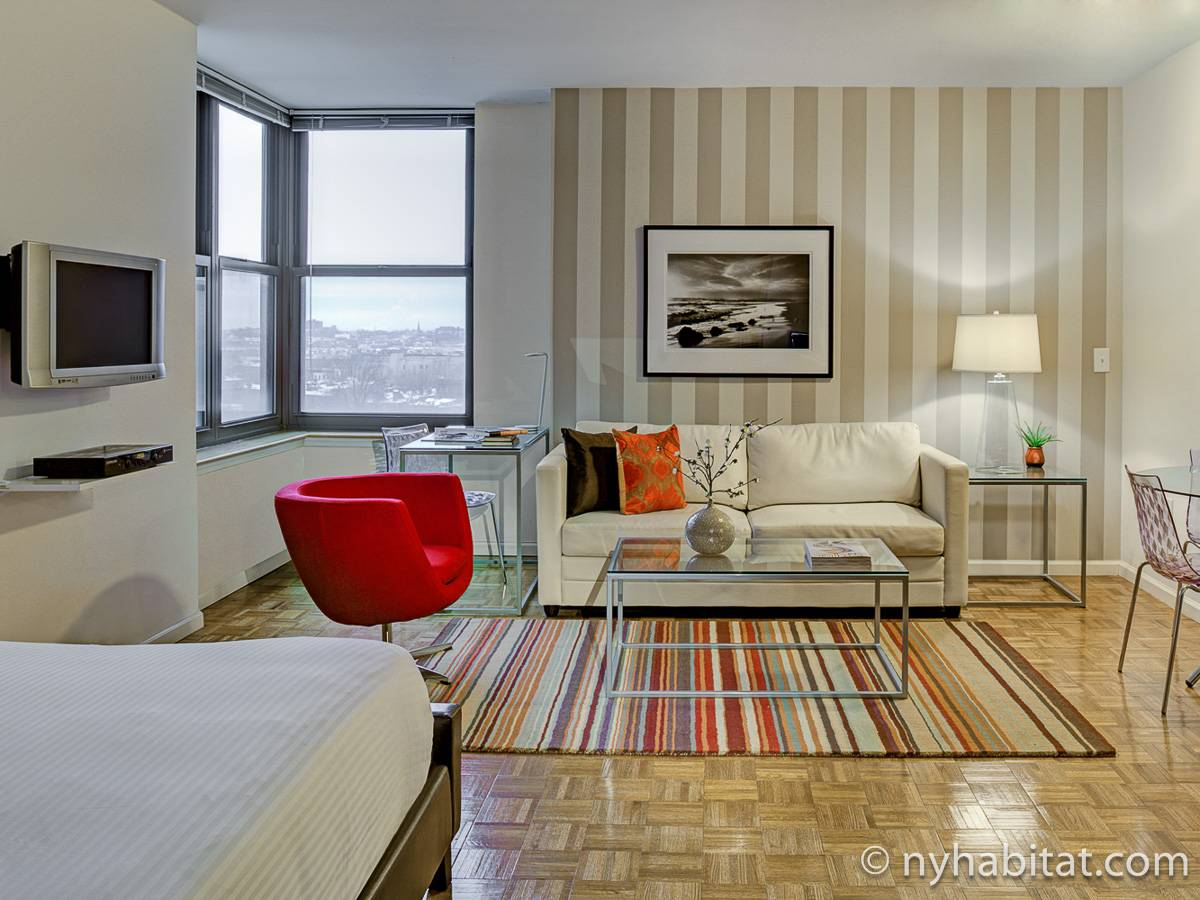 New York - Studio accommodation - Apartment reference NY-15189