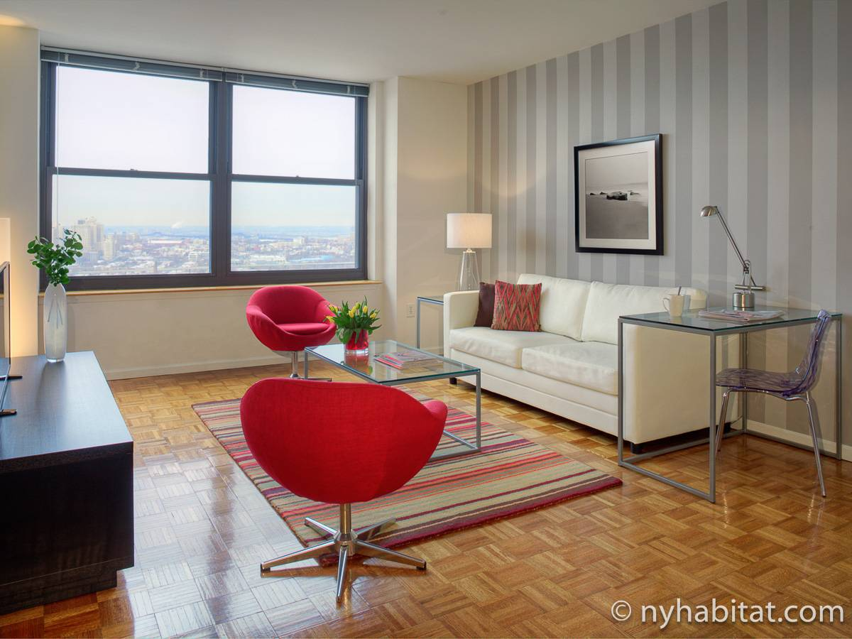 New York - 2 Bedroom accommodation - Apartment reference NY-15190