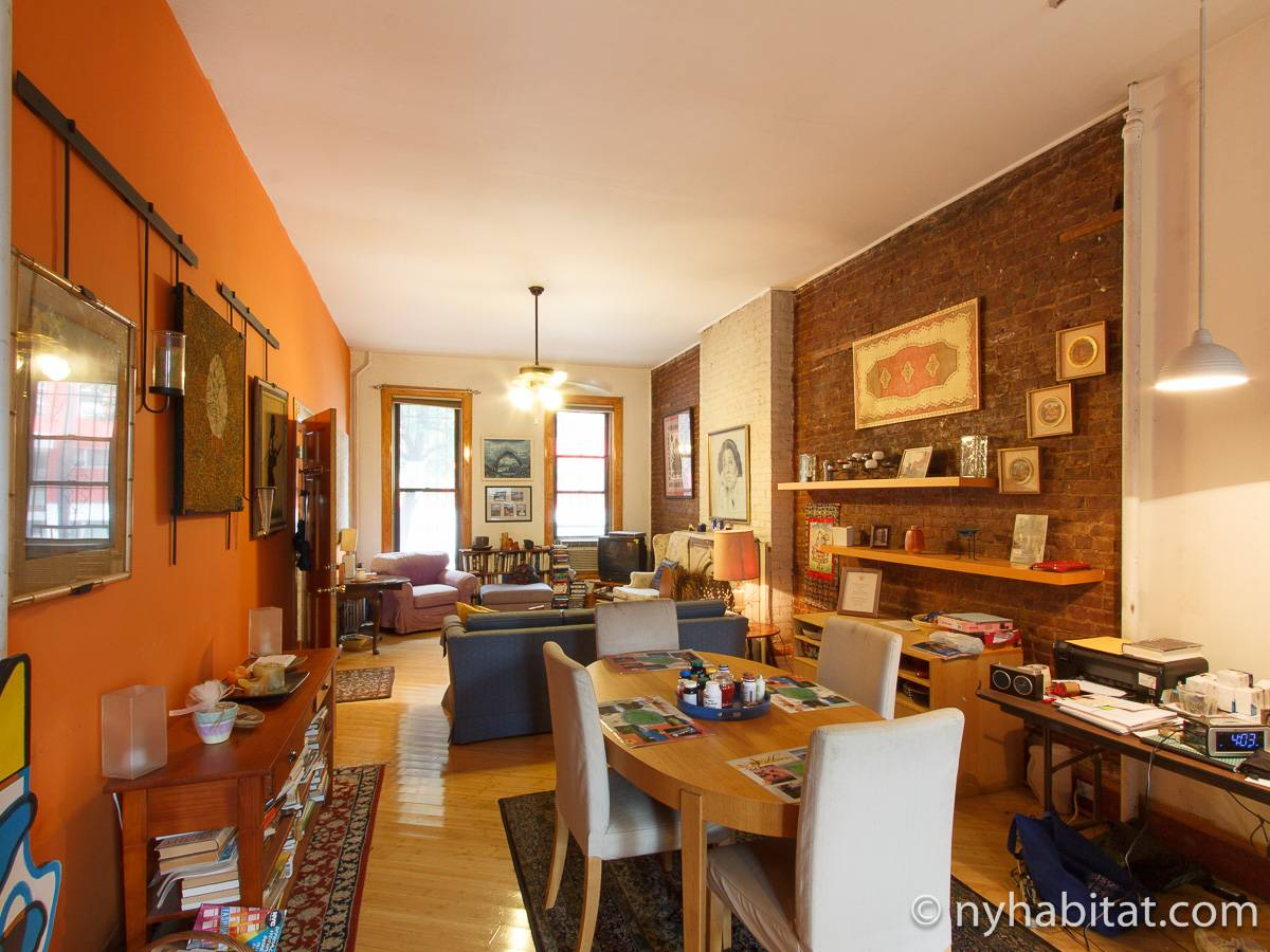 New York Roommate Room For Rent In Clinton Hill 3