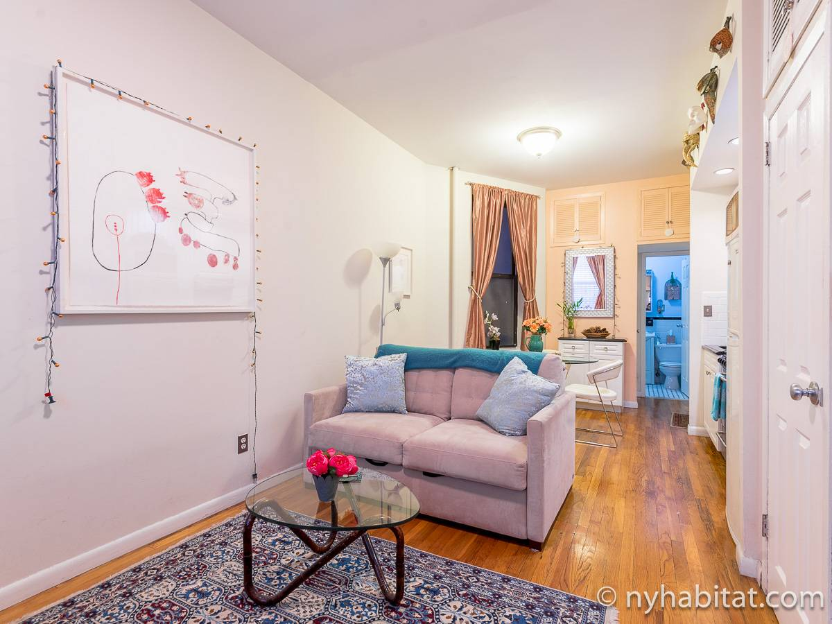 New York - 1 Bedroom roommate share apartment - Apartment reference NY-15238
