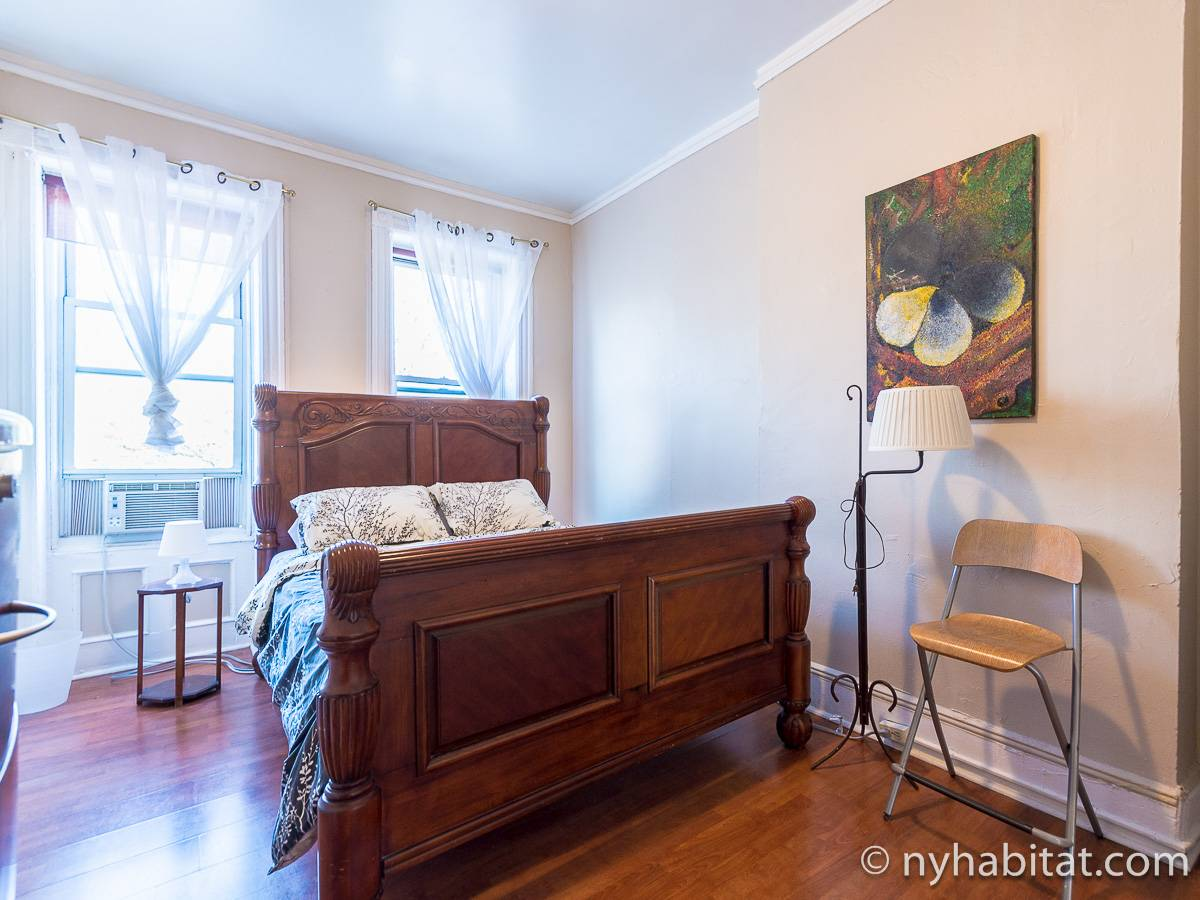 New York - 2 Bedroom accommodation - Apartment reference NY-15239