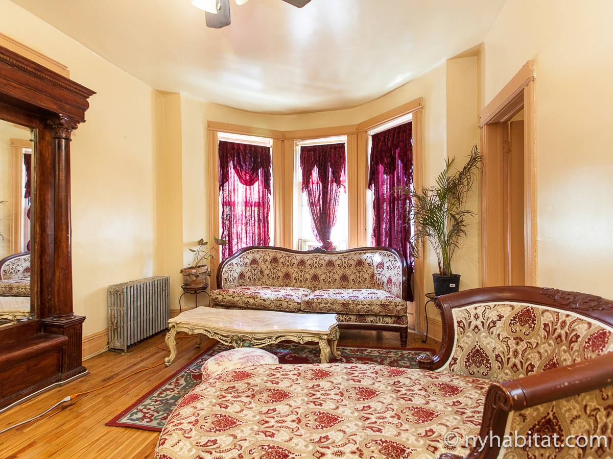 New York - 2 Bedroom accommodation - Apartment reference NY-15267