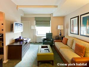 New York - 1 Bedroom accommodation - Apartment reference NY-15271