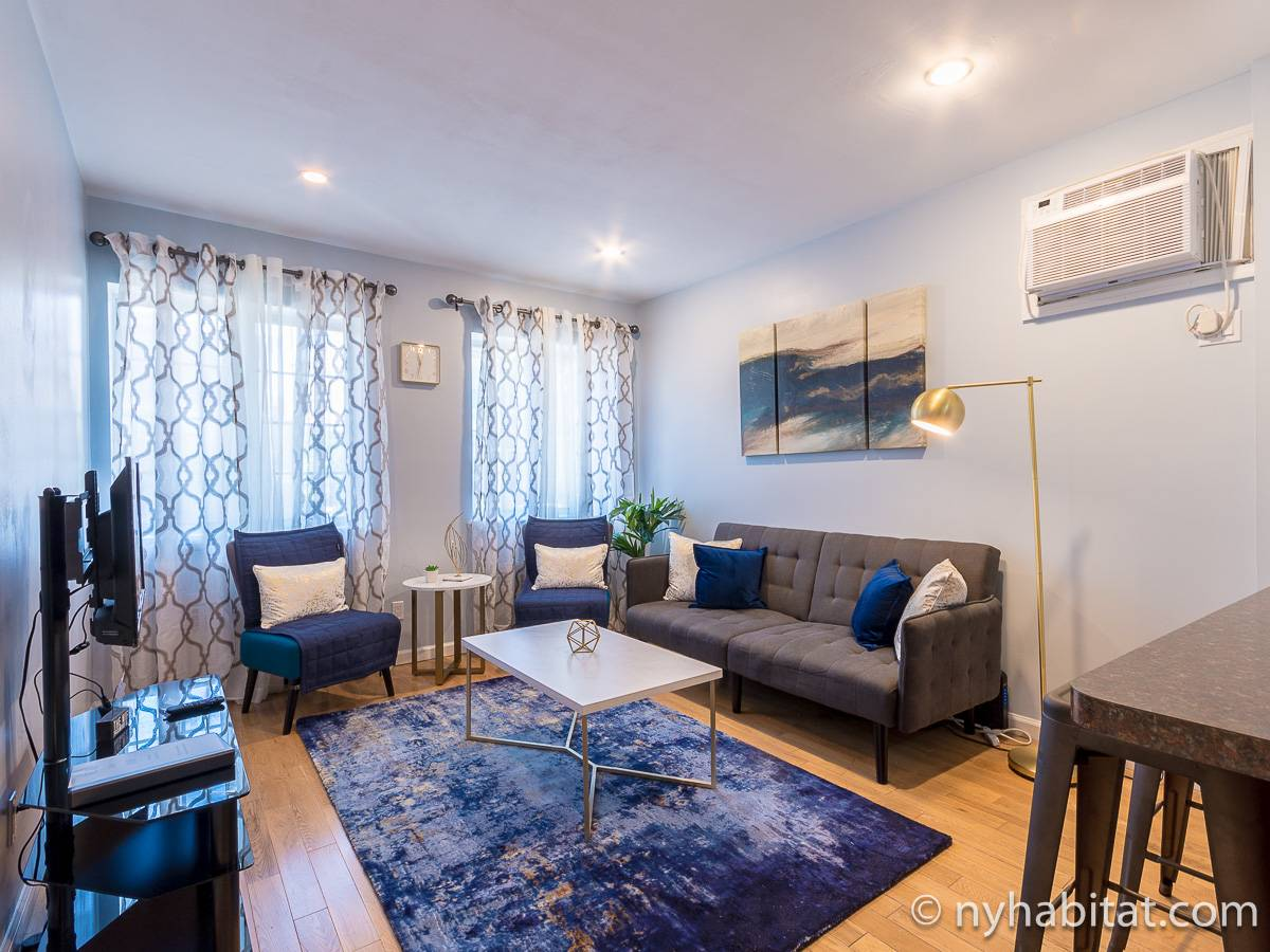 New York - 2 Bedroom apartment - Apartment reference NY-15275