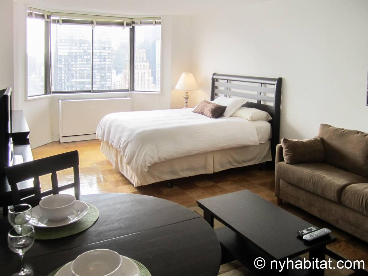New York - Studio apartment - Apartment reference NY-15291