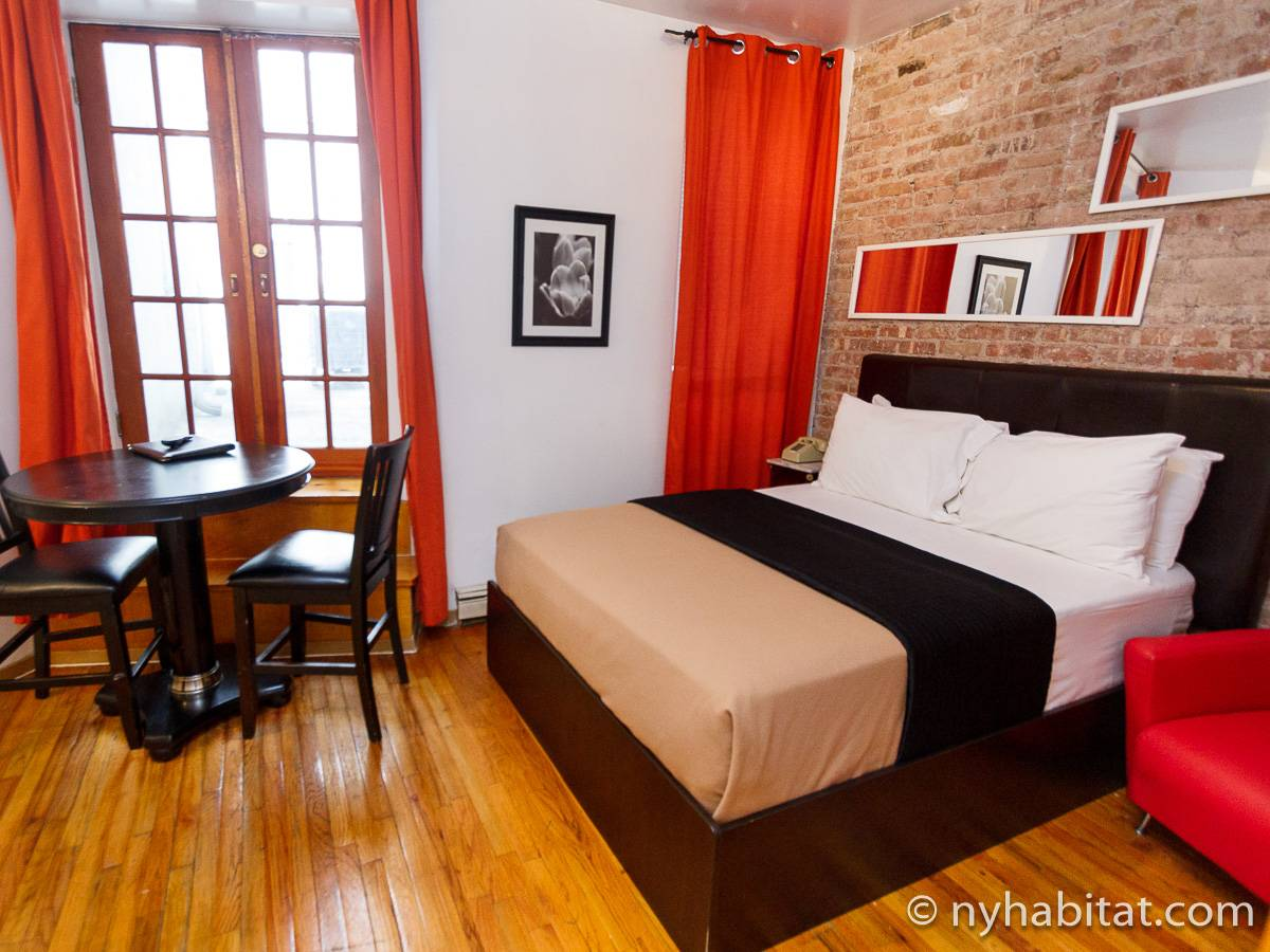 New York - T2 appartement location vacances - Appartement référence NY-15300