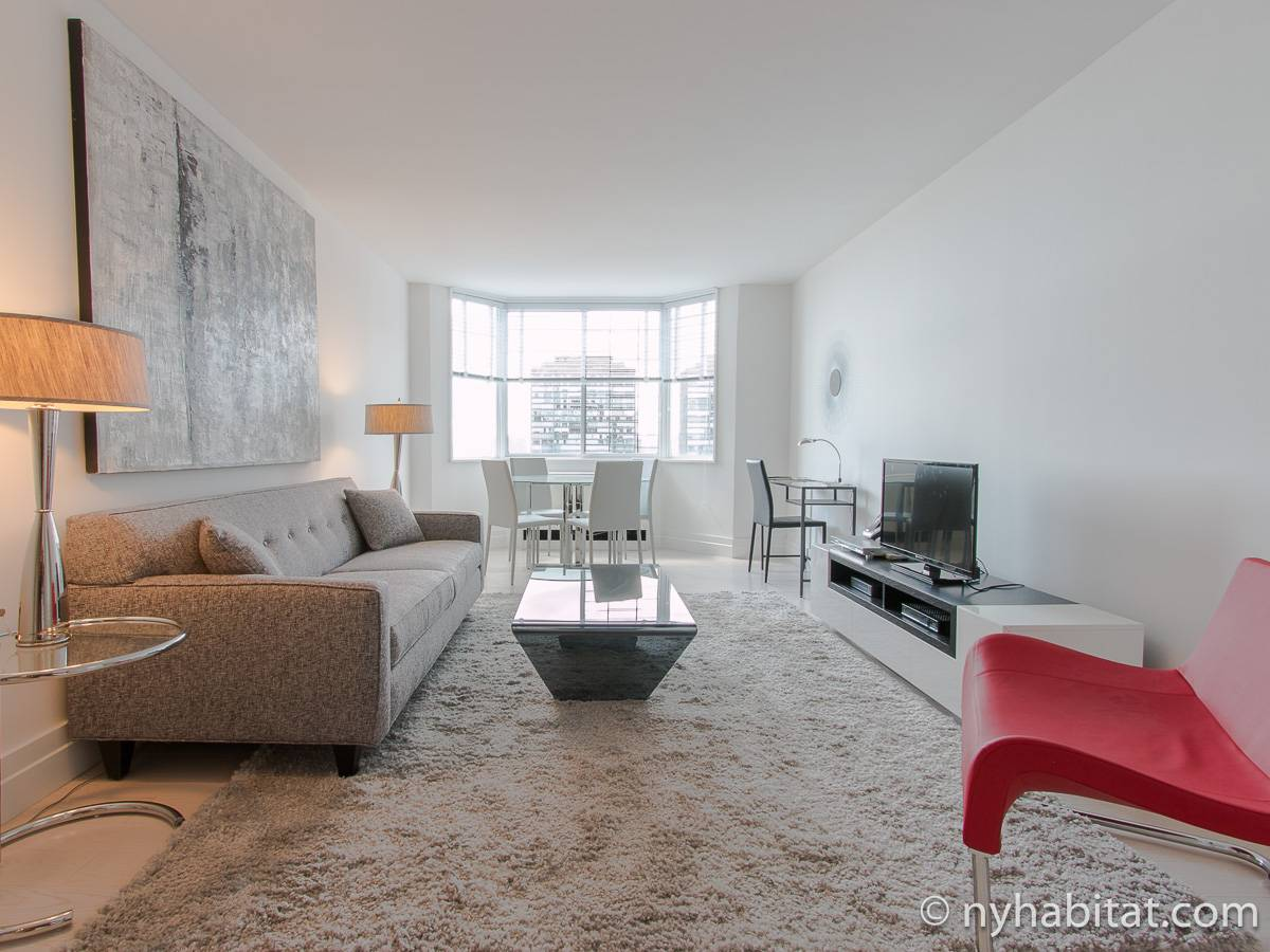 New York - 1 Bedroom apartment - Apartment reference NY-15321