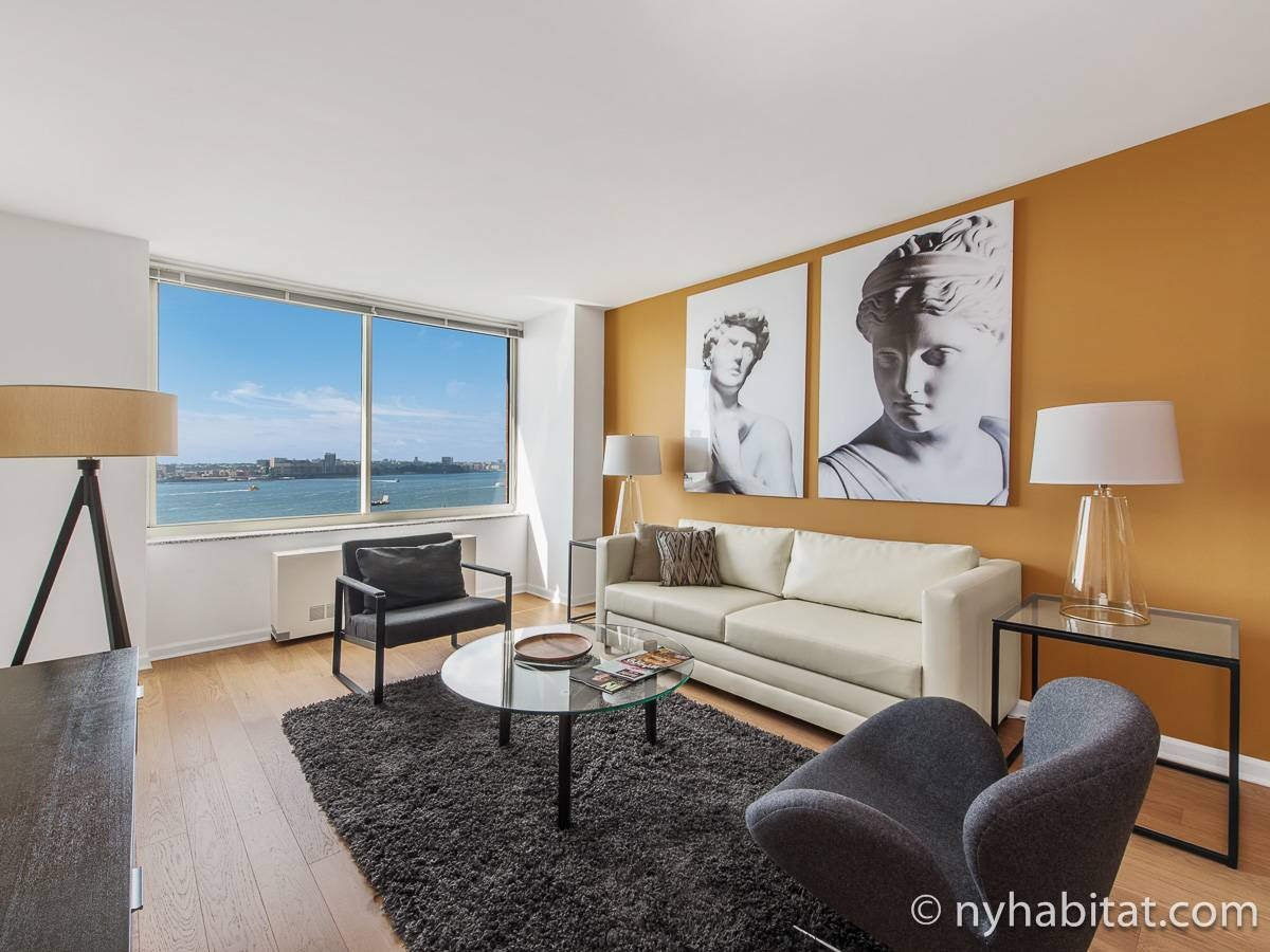 New York - 2 Bedroom apartment - Apartment reference NY-15332