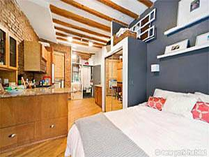 New York - Studio apartment - Apartment reference NY-15335