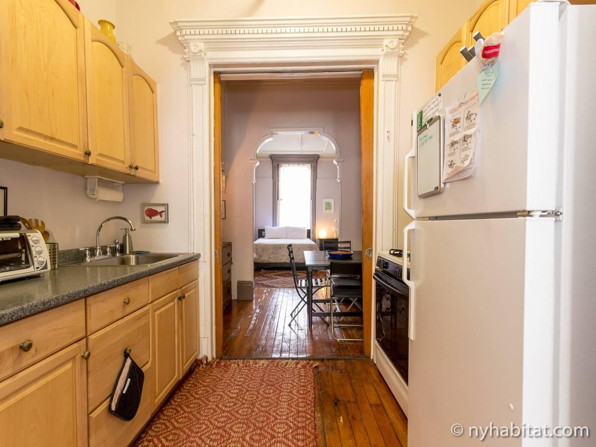 Ferienwohnung in New York - 3 Zimmer - Harlem (NY-15344)