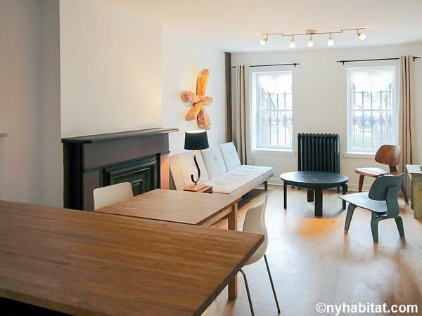 New York - 1 Bedroom accommodation - Apartment reference NY-15347