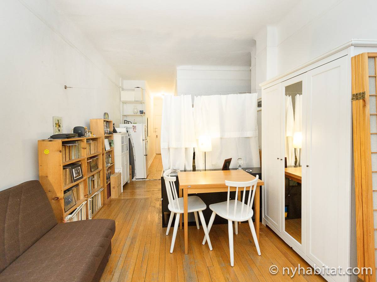 New York - T2 appartement colocation - Appartement référence NY-15361