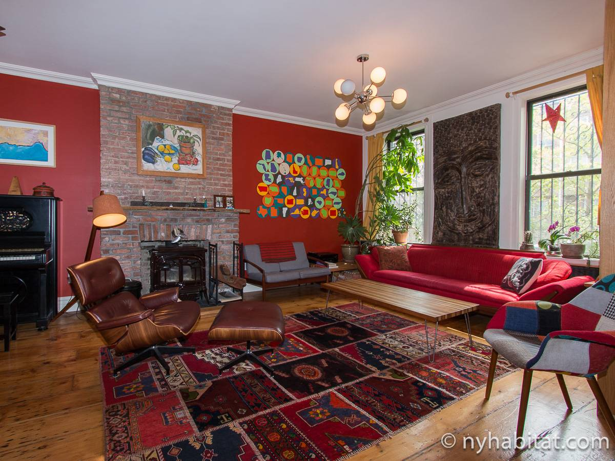 New York - 4 Bedroom apartment - Apartment reference NY-15373