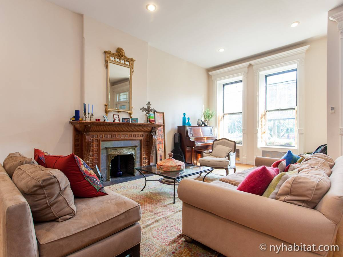 New York - 4 Bedroom accommodation - Apartment reference NY-15383