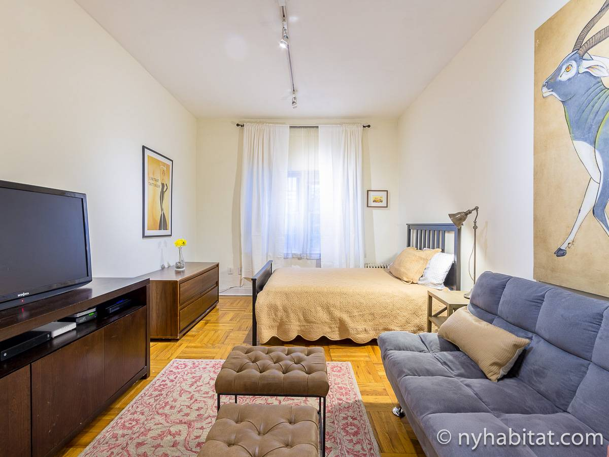 New York - Studio apartment - Apartment reference NY-15404