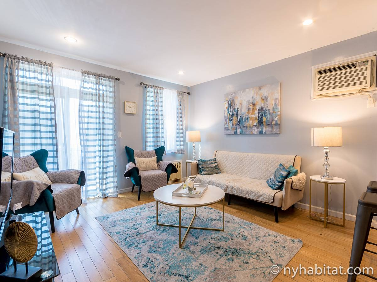New York - 2 Bedroom apartment - Apartment reference NY-15421