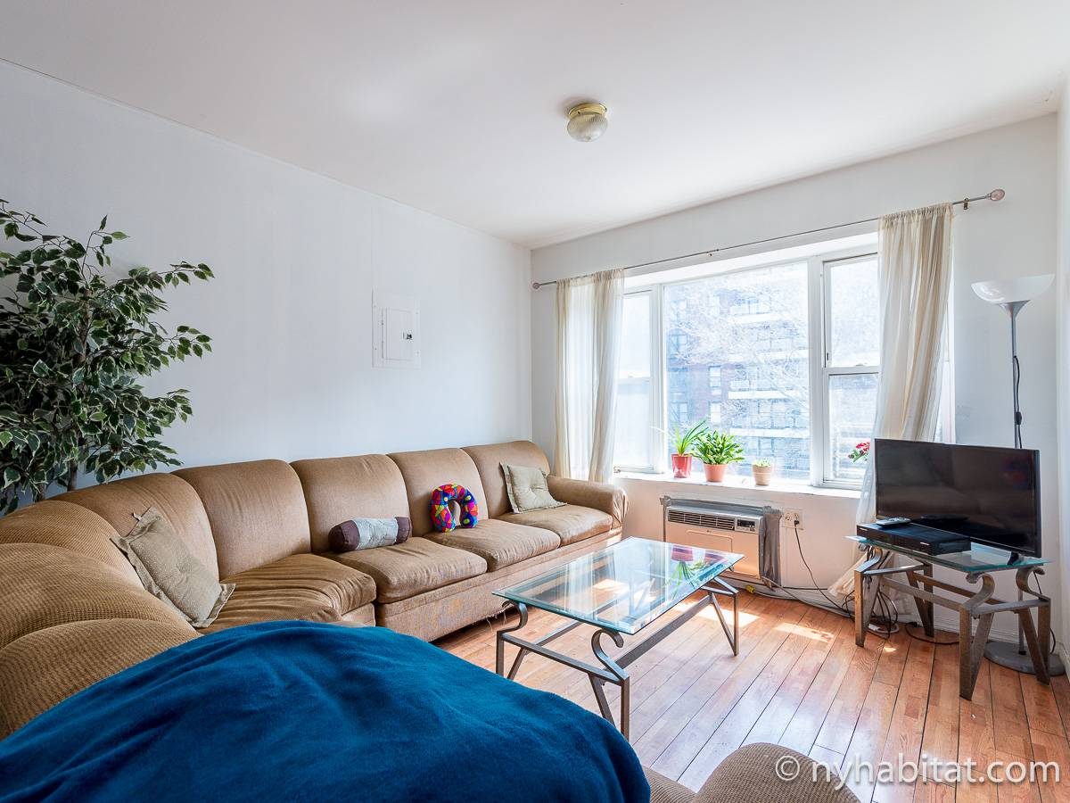 New York - 3 Bedroom roommate share apartment - Apartment reference NY-15445