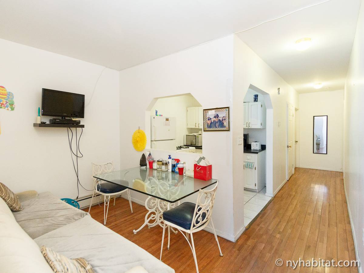 New York - 3 Bedroom roommate share apartment - Apartment reference NY-15448