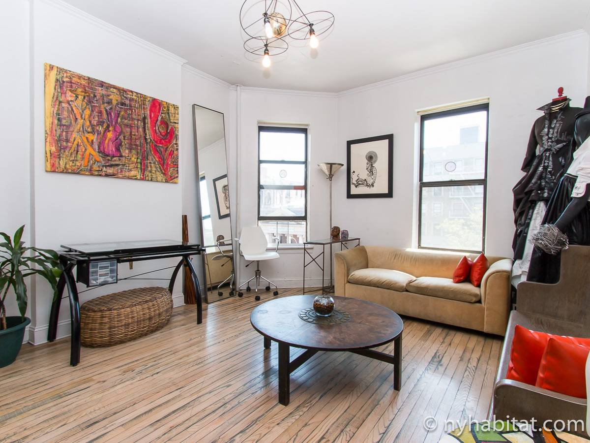 New York - 2 Bedroom roommate share apartment - Apartment reference NY-15450