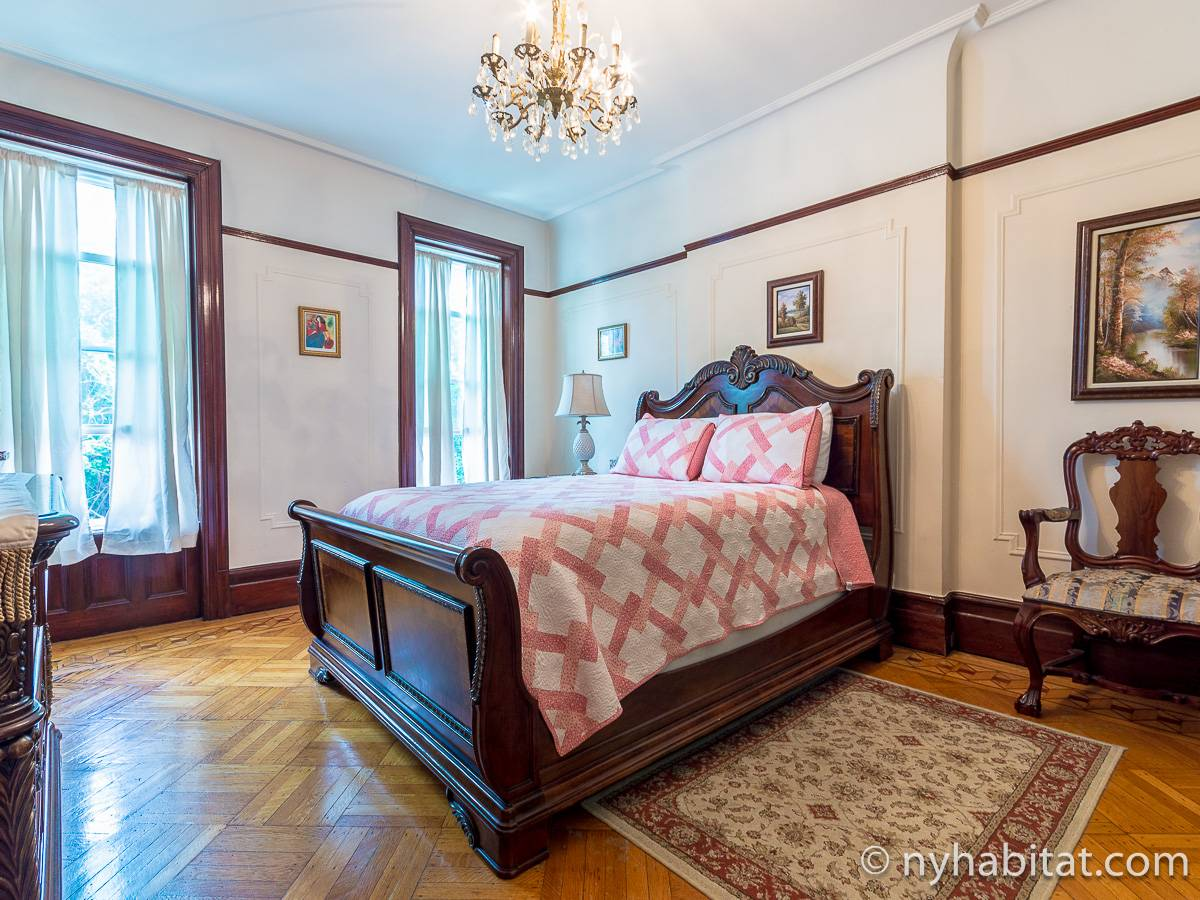 New York - 5 Bedroom accommodation - Apartment reference NY-15504