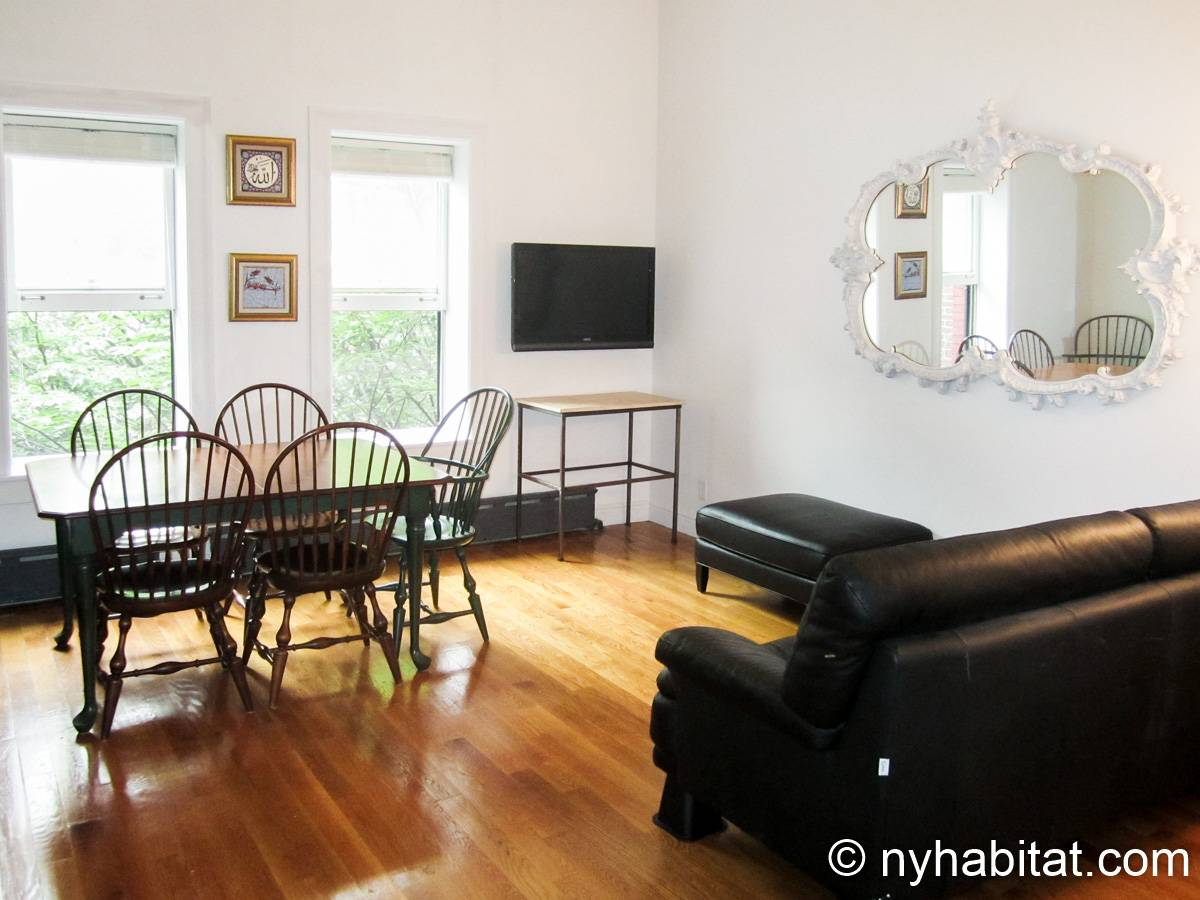 New York - 3 Bedroom accommodation - Apartment reference NY-15512