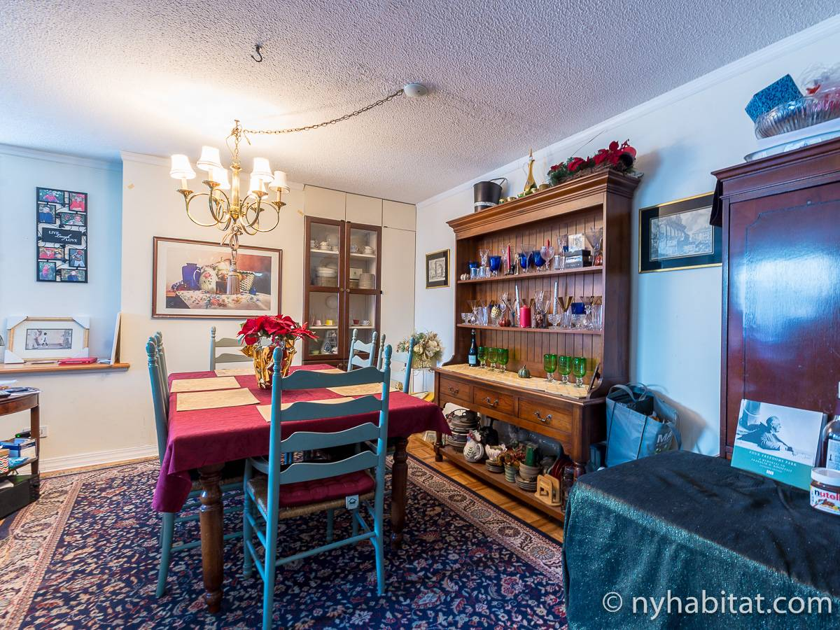 New York - 3 Bedroom roommate share apartment - Apartment reference NY-15527