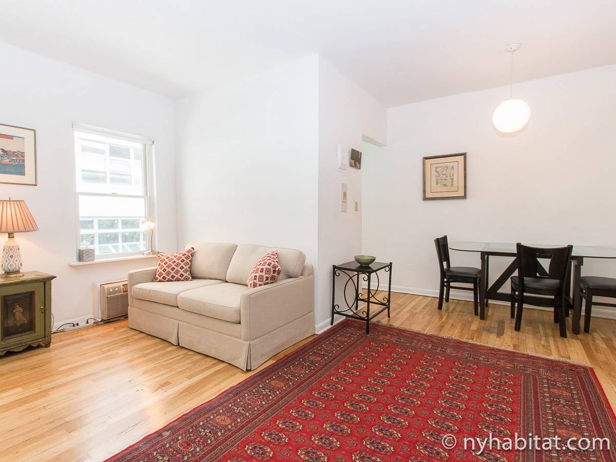 New York - Studio apartment - Apartment reference NY-15549