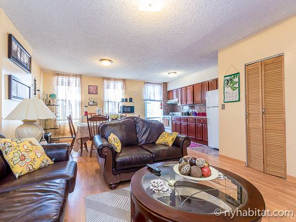New York - 3 Bedroom roommate share apartment - Apartment reference NY-15573