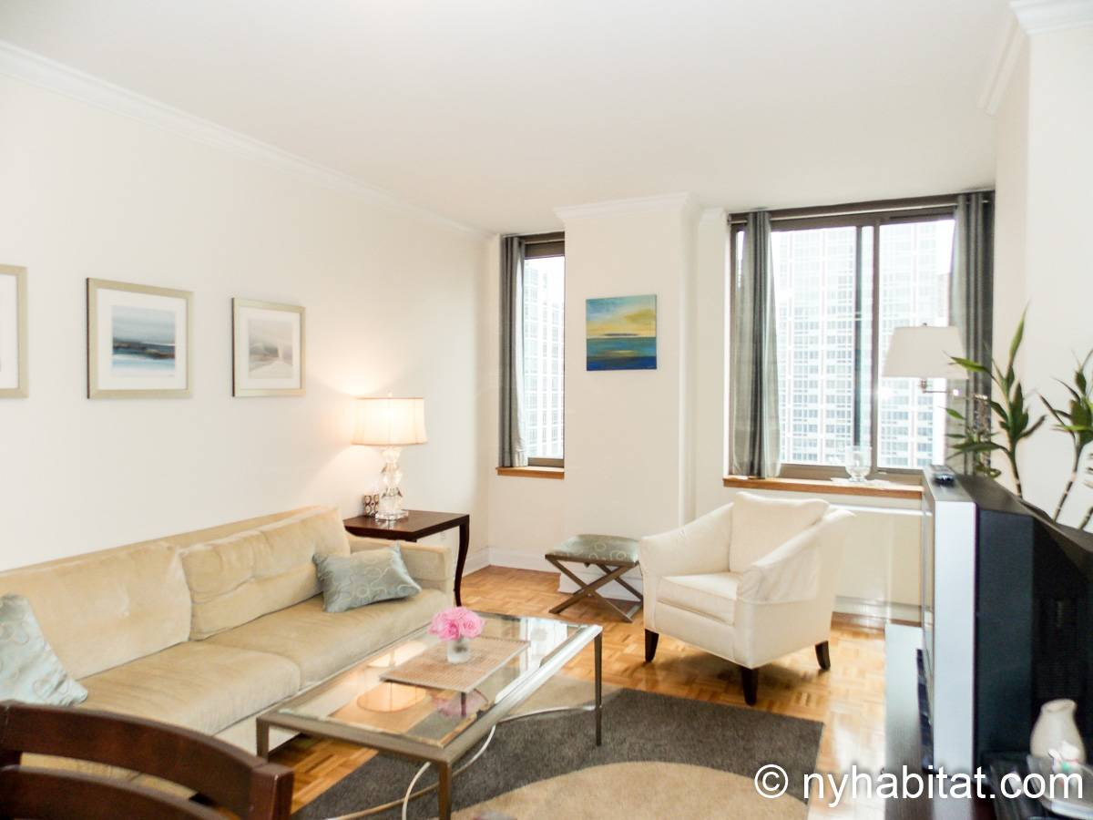 Wohnungsvermietung in New York - 2 Zimmer - Upper East Side (NY-15596)