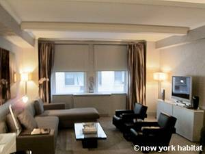 New York - 1 Bedroom accommodation - Apartment reference NY-15617