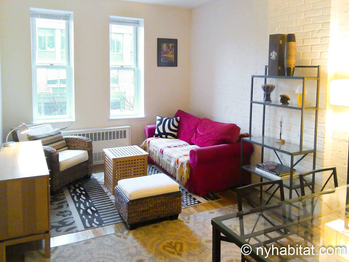 New York - 1 Bedroom apartment - Apartment reference NY-15637