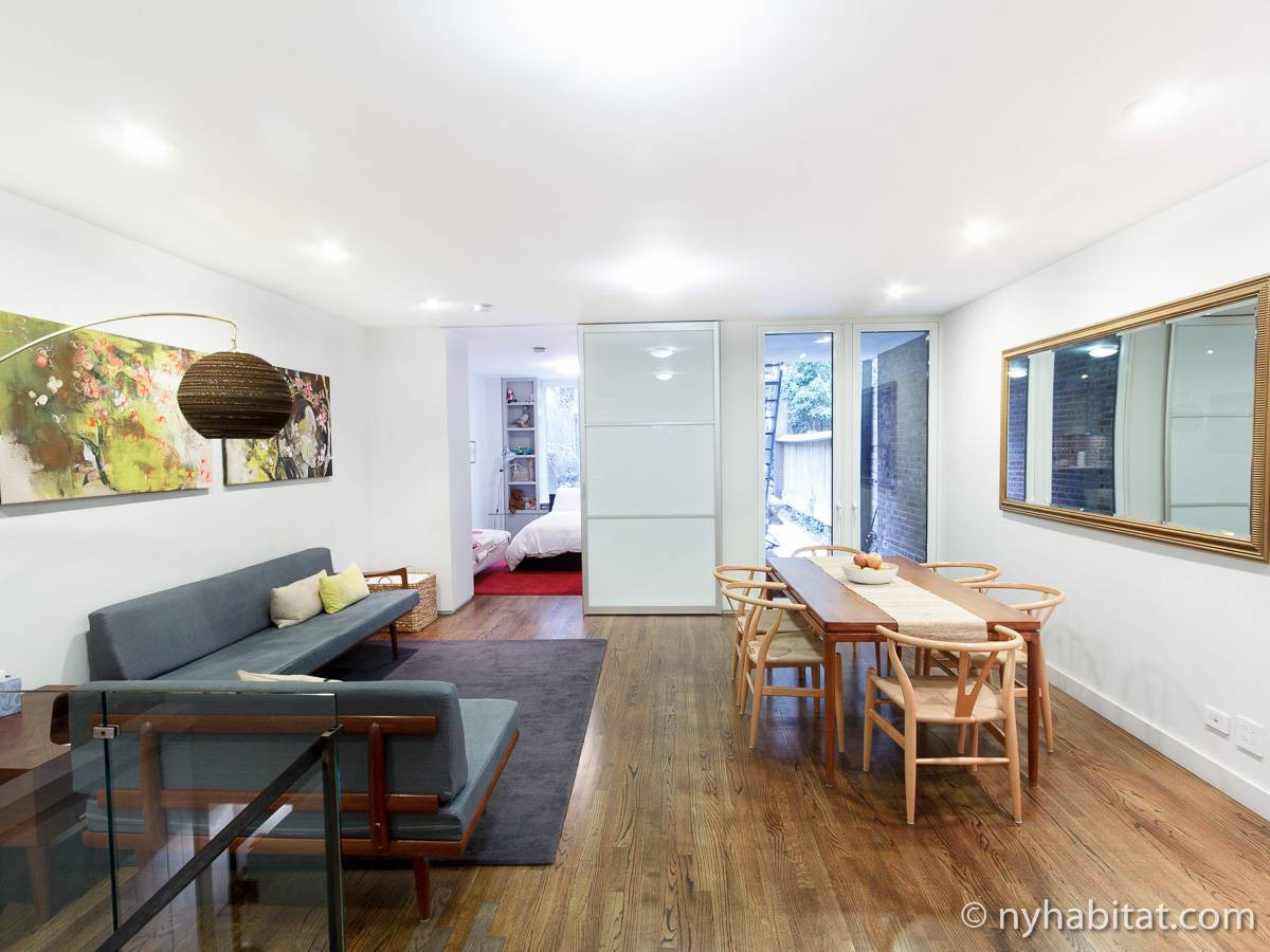 New York - 2 Bedroom accommodation - Apartment reference NY-15650
