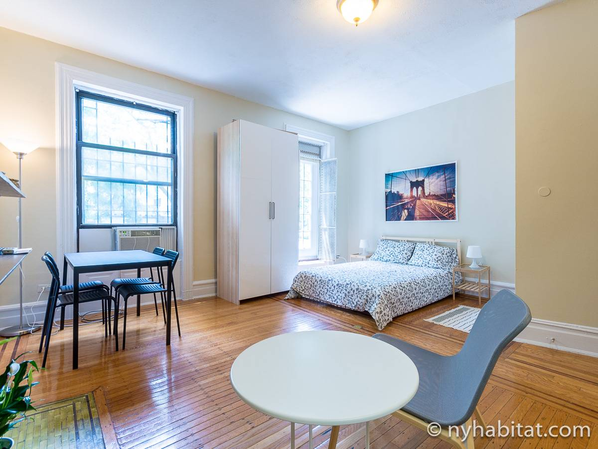 New York - Studio apartment - Apartment reference NY-15671