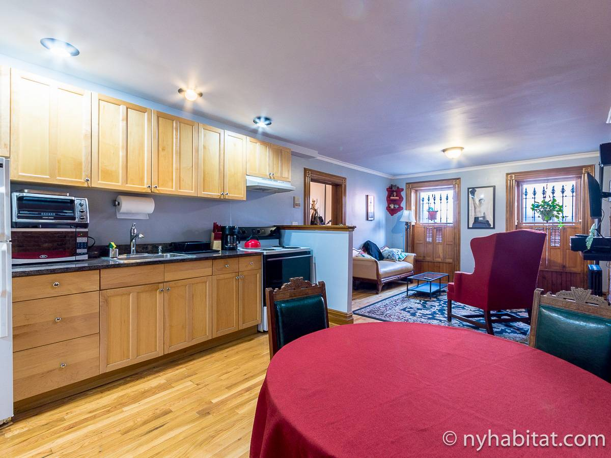 New York - 1 Bedroom apartment - Apartment reference NY-15677