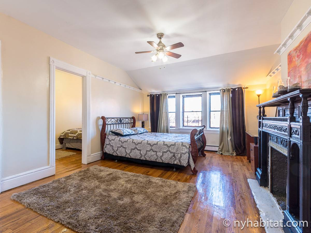 New York - 2 Bedroom accommodation - Apartment reference NY-15678