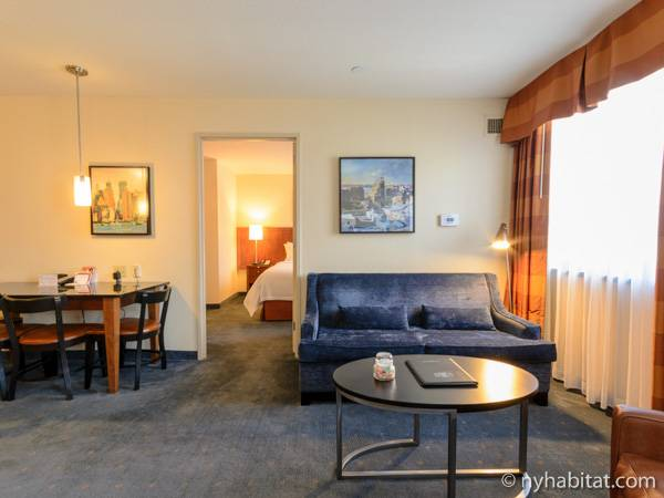 New York - 2 Bedroom accommodation - Apartment reference NY-15684
