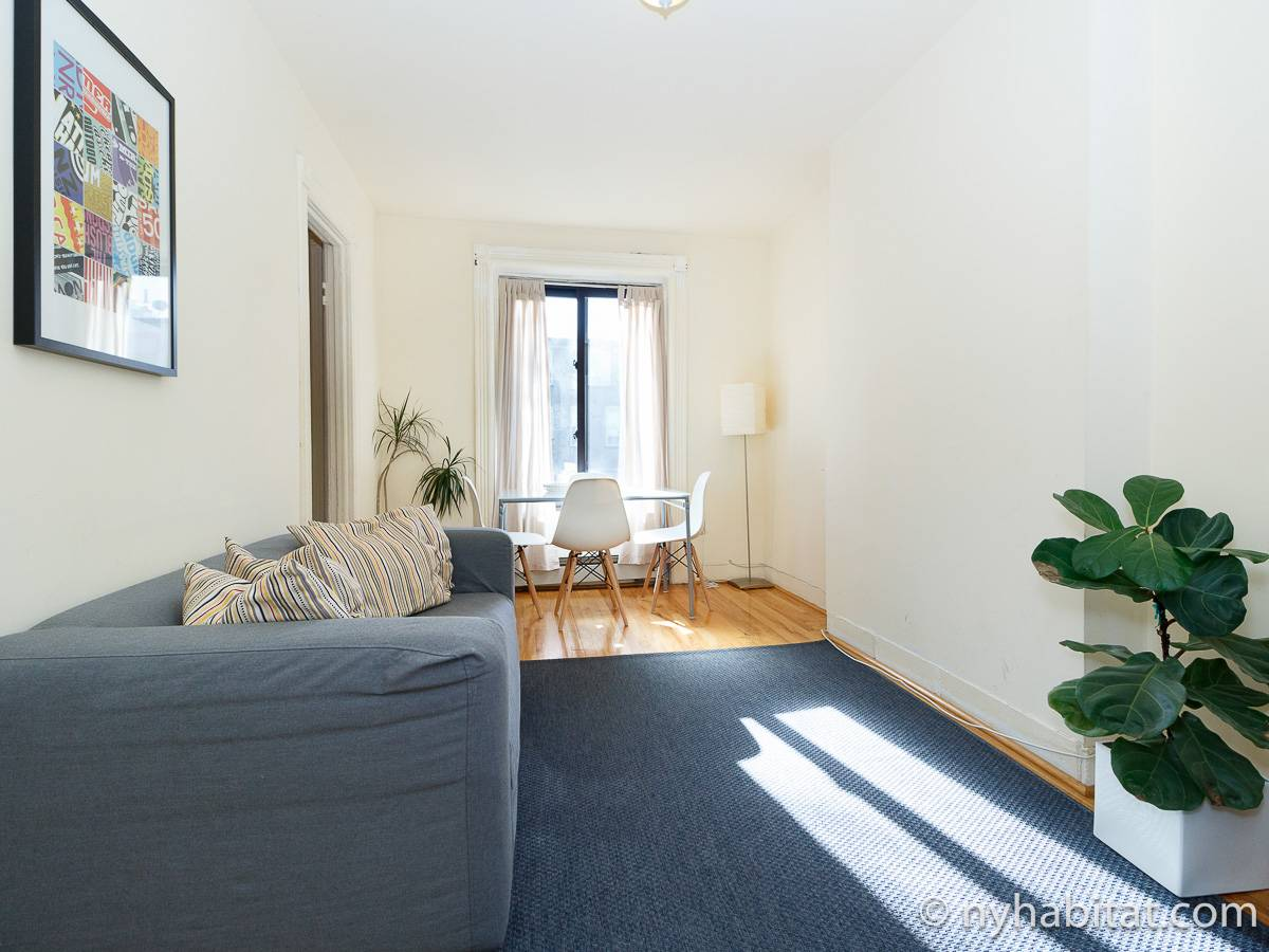 New York - 1 Bedroom accommodation - Apartment reference NY-15700
