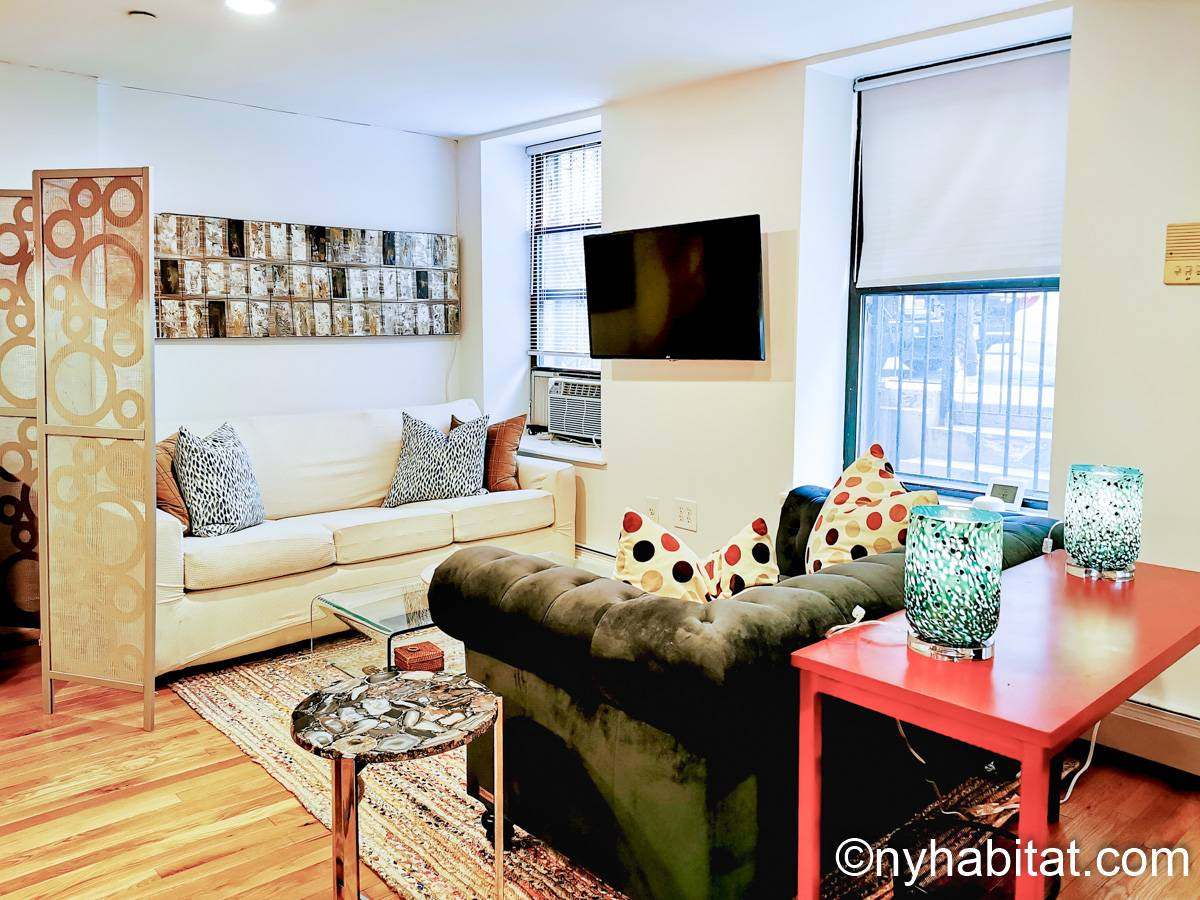 New York - 2 Bedroom apartment - Apartment reference NY-15720