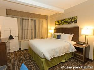 New York - Studio T1 appartement location vacances - Appartement référence NY-15730