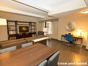 New York - 1 Bedroom accommodation - Apartment reference NY-15732