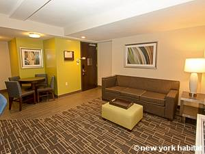 New York - 1 Bedroom accommodation - Apartment reference NY-15742