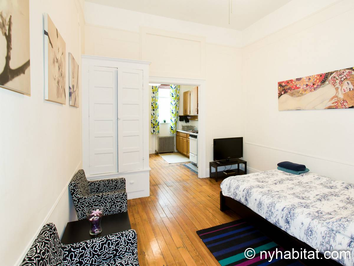 New York - Alcove Studio apartment - Apartment reference NY-15757