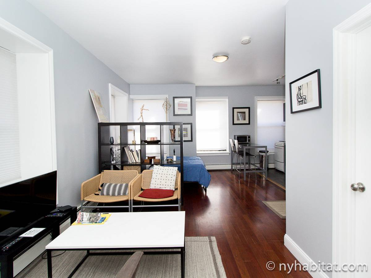 New York - Studio accommodation - Apartment reference NY-15769