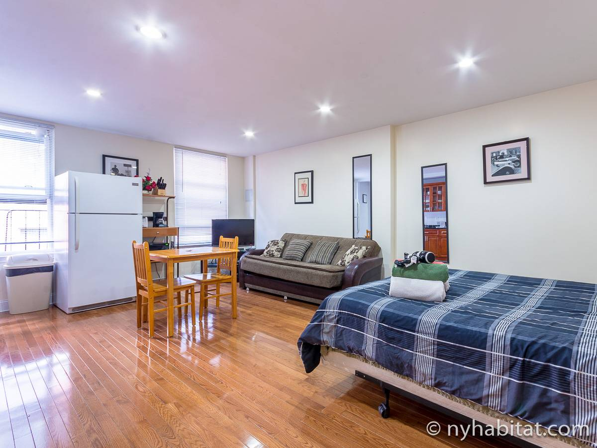 New York - Studio apartment - Apartment reference NY-15821