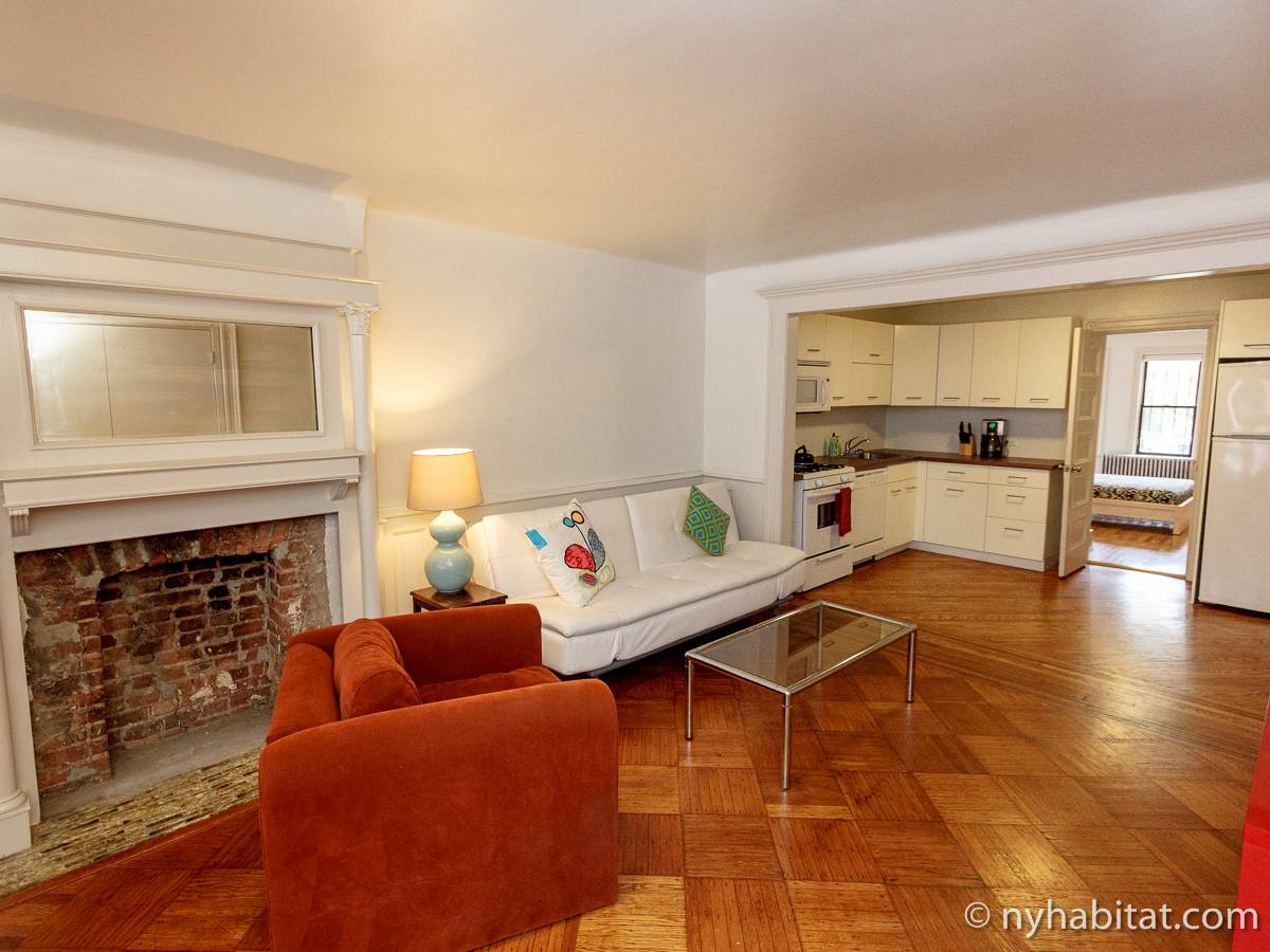 New York - 1 Bedroom accommodation - Apartment reference NY-15871
